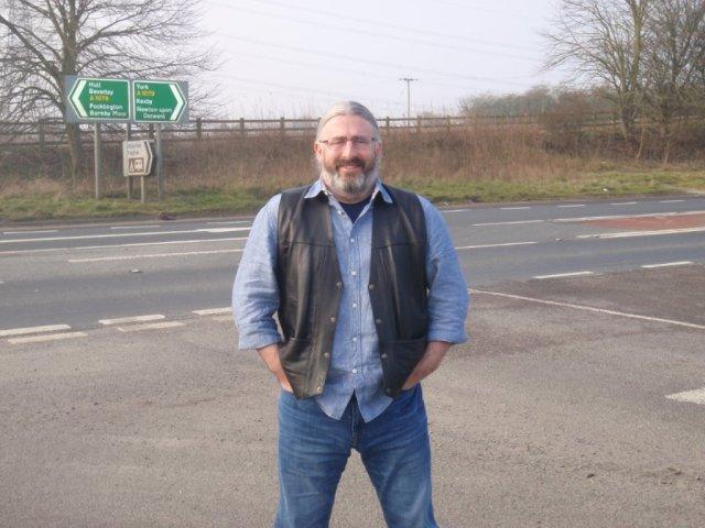 Wilberfoss A1079 Junction