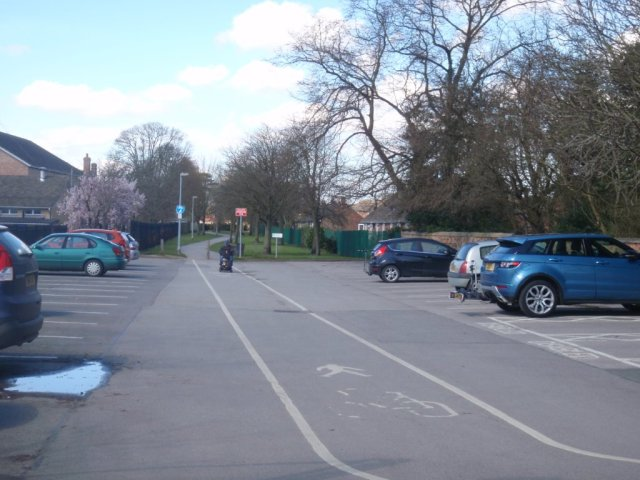 1 - West Green Car Park