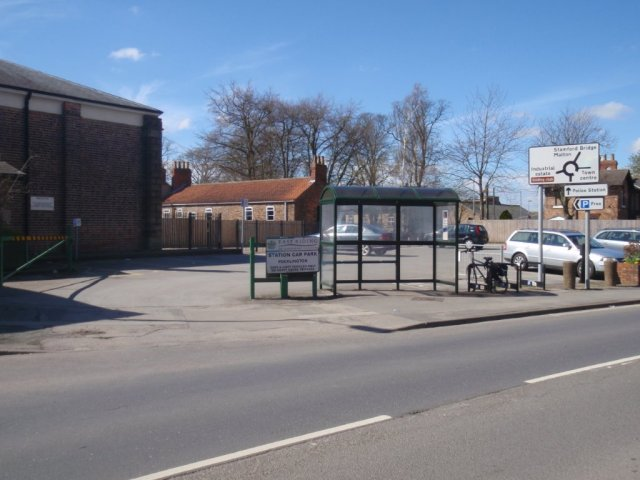 2 - Station Car Park