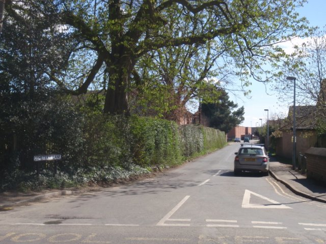 3 - Cemetry Lane