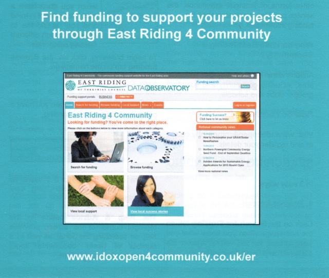 Community Funding ERYC (2)