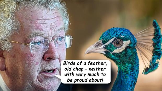 Parnaby Peacock