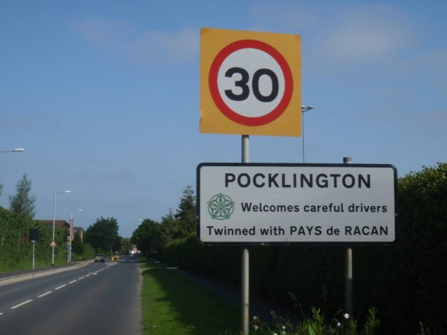 The Balk Pock Sign