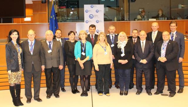ECR Group members