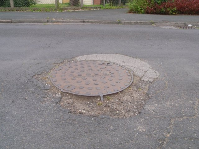 The Oval Manhole