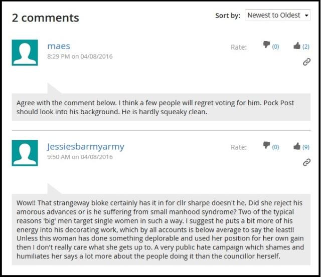 Pocl Post Comments (2)