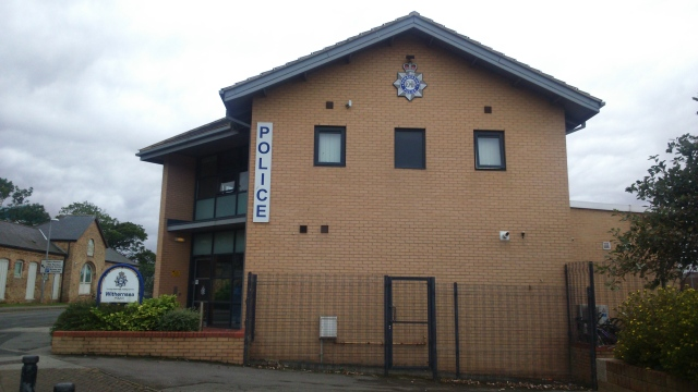 Withernsea Police Station