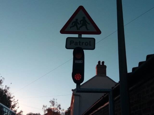 patrol-sign