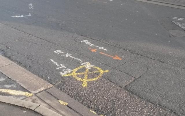 pock-road-markings
