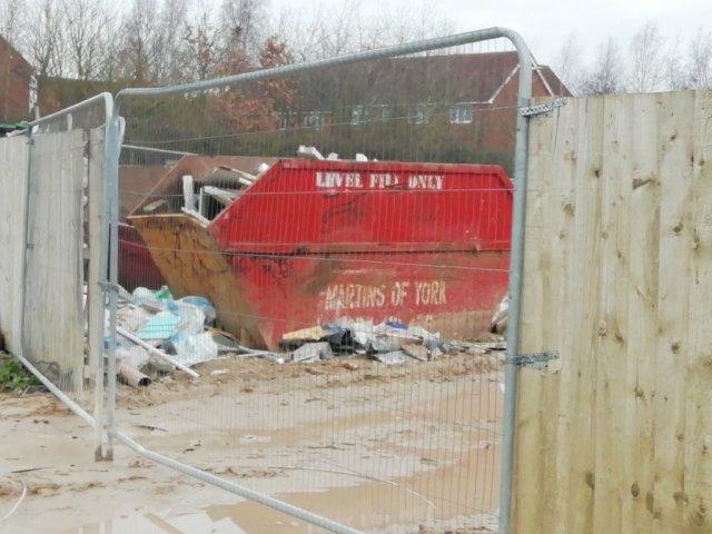 Linden Homes Failing Pocklington Residents | Andy Strangeway